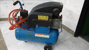compresor 2 hp 25 litros usado reacondicionado garantia