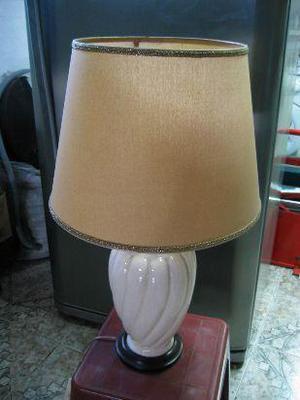 lampara de mesa de ceramica