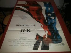 Jfk La Pregunta Que No Quiere Callar Afiche De Cine Original