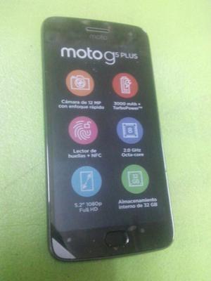 Moto g quinta generación plus 4g libre nuevo