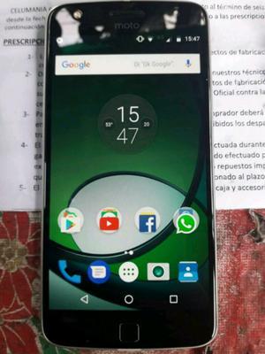 Permuto Motorola Moto Z Play Libre de fabrica