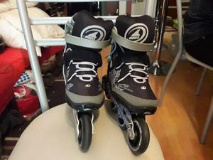 Rollers Rollerblade Spark 80 Alu + Protecciones + Bolso