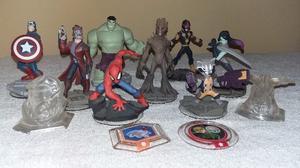 Set de Personajes de Disney infinity