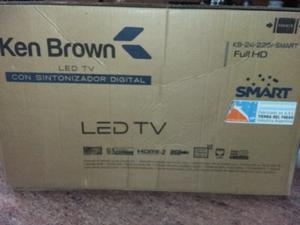 Tv led smart ken brown 24.
