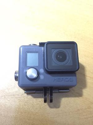VENDO GoPro Hero+ con muy poco uso