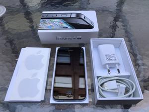 iPhone 4s black 32 gb. Libre de fábrica
