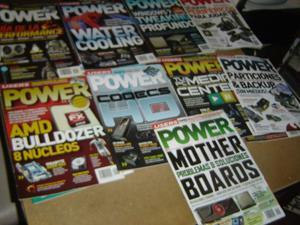 lote de revistas power users se vende el lote