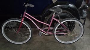 Bicicleta playera mujer rodado 26