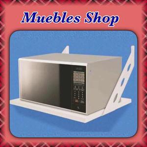 Estante Microondas / Horno Electrico 50x35