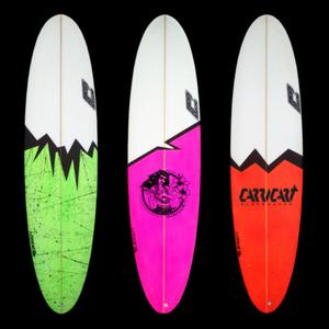 FUNBOARDS - Carricart Surfboards - Promocion