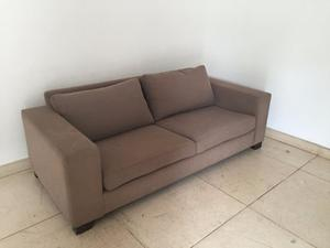 Sillon 2 Cuerpos / 2.00 M Impecable!!!