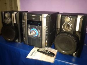 Equipo de audio noblex nuevo MNX -