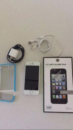 Iphone 5s de 32 gb completo impecable
