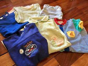 Set De Prendas Para Bebe Niño De 6 A 9 Meses