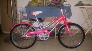 Vendo bici rodado 20 en buen estado