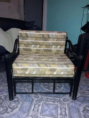 Vendo o cambio Sofá cama con colchón usado de una plaza