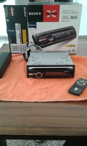 vendo stereo sony xplod 52w x4 mp3 usb