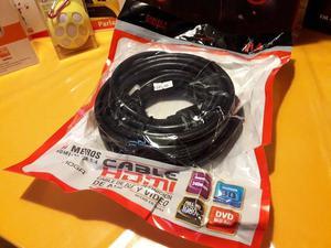 Cable HDMI - HDMI 10 metros NOGA