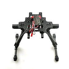 Drone aterizador electrico