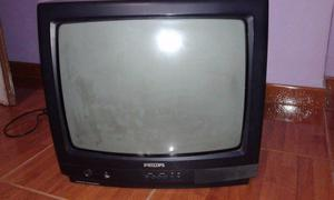 VENDO TV 20 PULGADAS PHILLIPS COLOR CON CONTROL MODELO 20GX