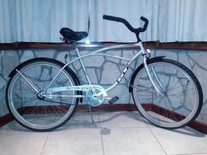 Vendo bicicleta playera rodado 26 en excelente estado...