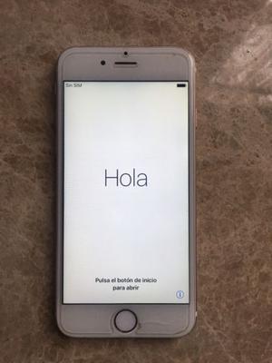 iPhone 6 color dorado