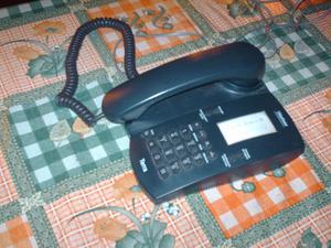 vendo dos telefono fijo y 1 inalambrico