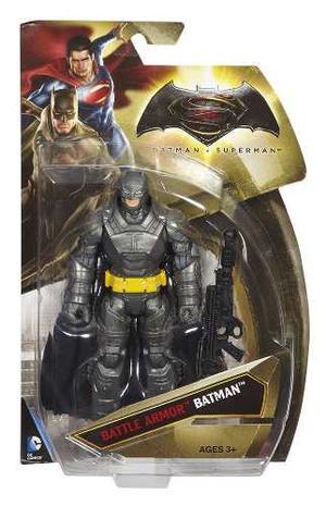 Batman V Superman: Batman Armored Figura Mattel