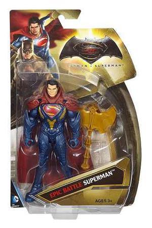 Batman V Superman: Epic Battle Superman 6 Figure Mattel
