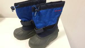 Botas De Nieve Columbia - Niños - Waterproof - Alta Calidad