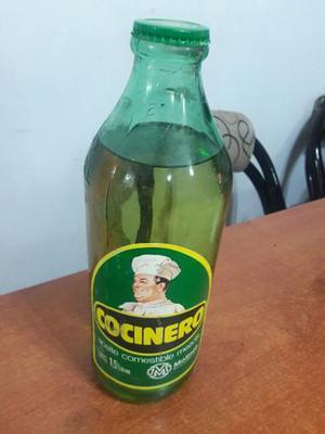 Botella De Aceite Cocinero