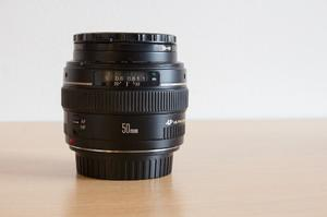 Canon Ef  - Impecable - Envio Gratis