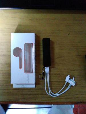 Cargador portátil para celular o tablet