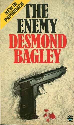 Desmond Bagley - The Enemy - Cq