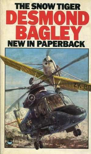 Desmond Bagley - The Snow Tiger - Cq
