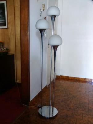 Lámpara de pie estilo vintage