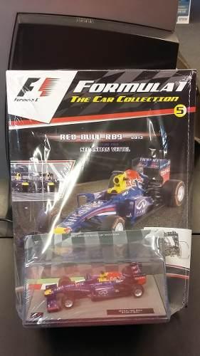 Red Bull Rb Coleccion Formula 1 Salvat