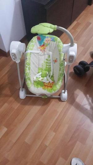 Silla Mecedora Hamaca Fisher Price