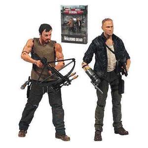 The Walking Dead Daryl & Merle Dixon Pack Mcfarlane