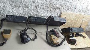 Vendo Ocho Radios Y Tres Handy Uhf Usados