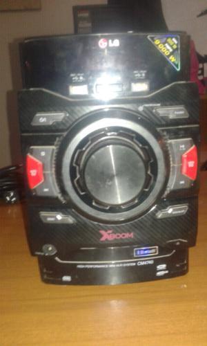 Vendo equipo de audio LG