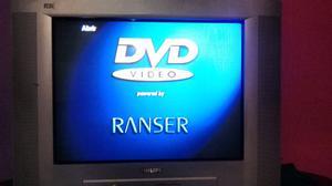 "Vendo tv 21"" pantalla plana"