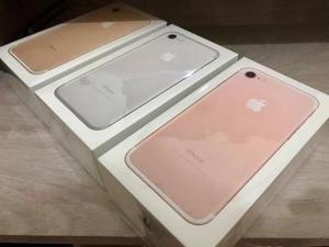 iPhone 7 32GB Nuevos en caja sellada