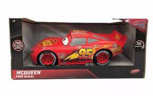 Auto Cars Rayo Mc Queen 28 Cm Rueda Libre Original Jretro