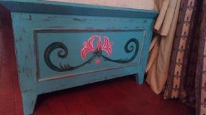 Cama camastro diván sillón Deco capitonee vintage