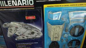 Halcon Milenario Star Wars N 1 N 2 N 3 N 4 N 5.