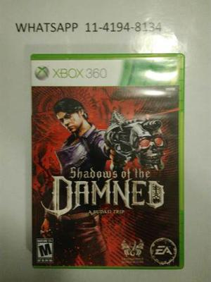 Juego Xbox 360 Shadows Of The Damned Excelente Estado