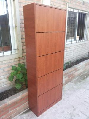Organizador de calzados botinero 1,80 x 68 x 25 cm varios