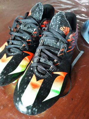 Vendo botines Messi 15.4 fxg muy poco uso