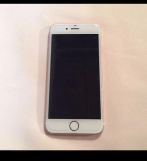 Vendo iPhone 6 de 16 gb en su caja completo
